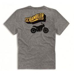 T-shirt Scrambler Big Banner