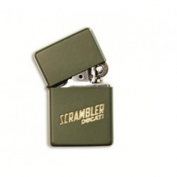 Briquet Ducati Scrambler Fire Camp