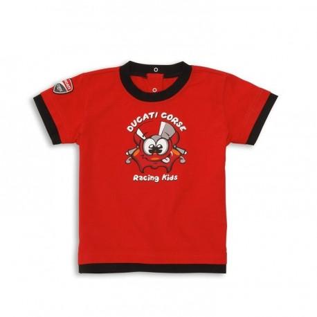 T-shirt Enfant Ducati Corse
