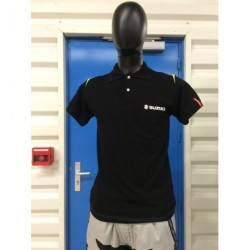 Polo team black Suzuki