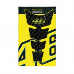 Stickers tank 3d multicolore VR46