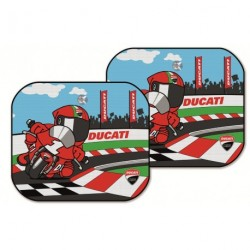 Rideaux pare soleil Cartoon Ducati