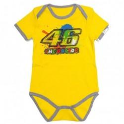 Body bébé jaune VR46