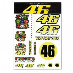 Grand stickers Multicolor VR46
