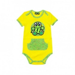 Body bébé VR46 Tortue