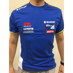 T shirt racing homme