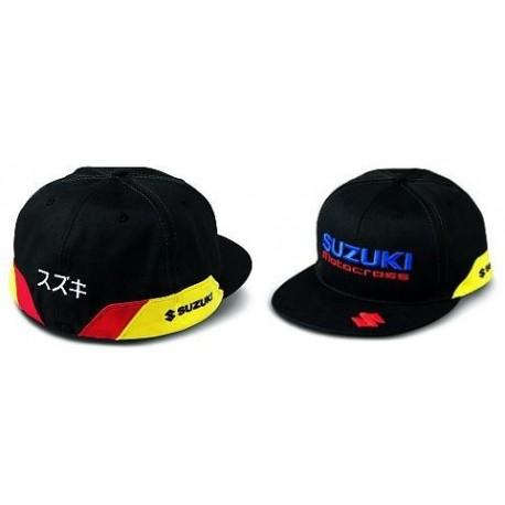 Casquette Suzuki Motocross Team