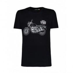 T-shirt moto guzzi V750