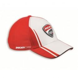 Casquette enfant Ducati Corse Rouge