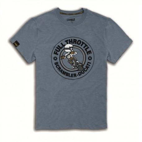 T-shirt Scrambler Ducati Rumble