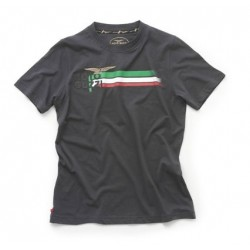 T-shirt Moto Guzzi Tricolore