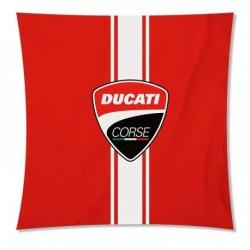 Taie d'oreiller Ducati Corse